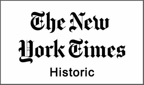 The New York Times Historic